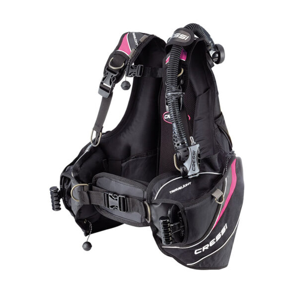 cressi travelight bcd lady