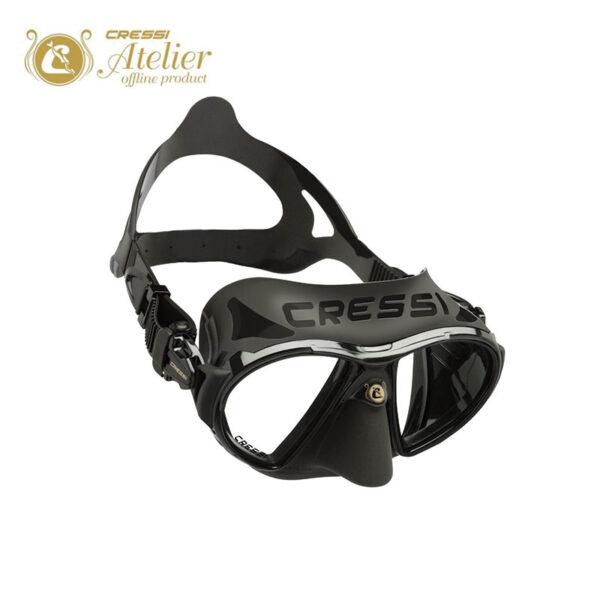 cressi zeus mask black black