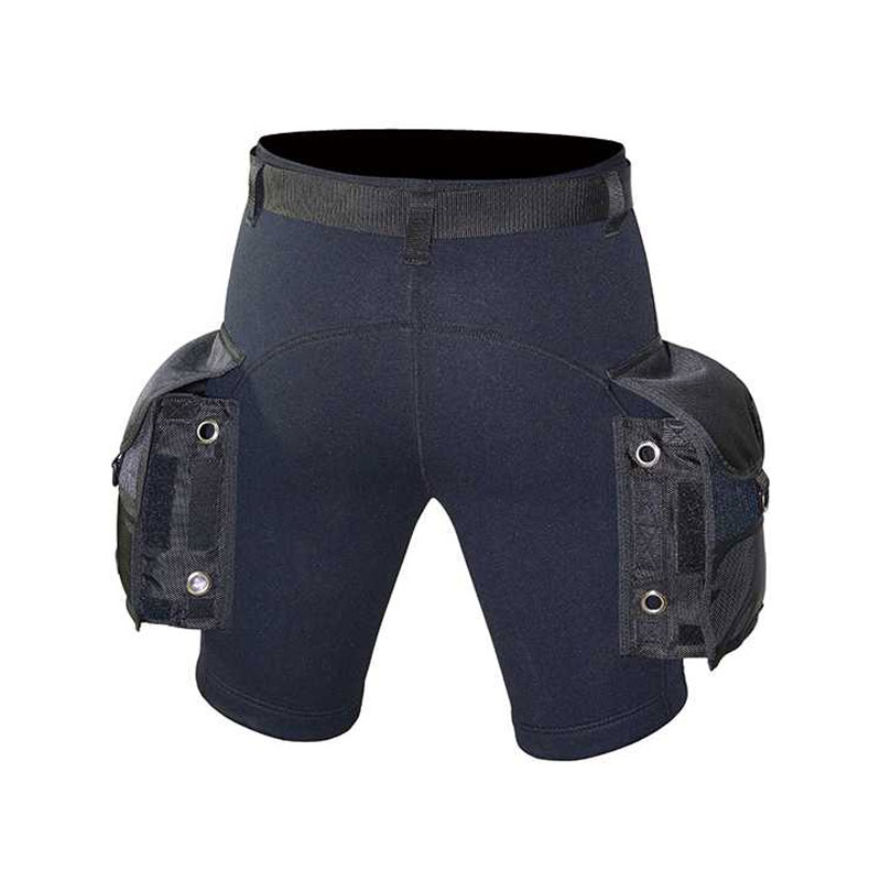 Problue 3mm diving shorts