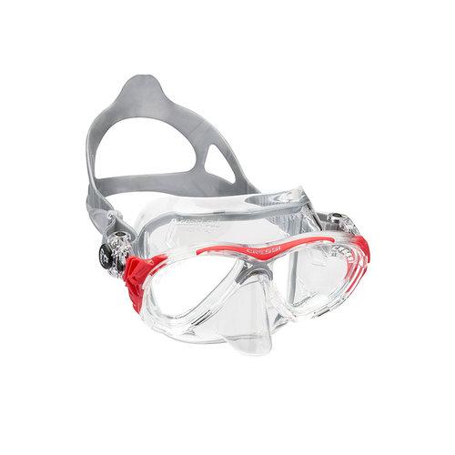 cressi eye evolution crystal dive mask clrd
