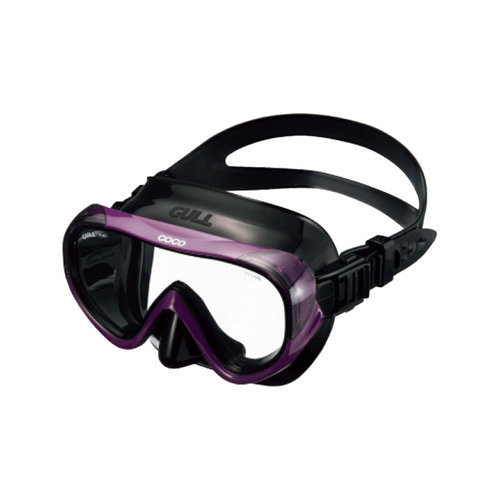gull coco mask violet