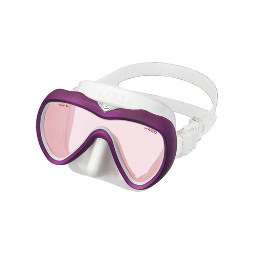 Gull Fanette Mask White rubber violet