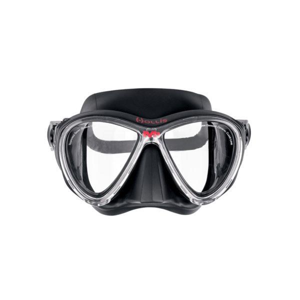 hollis m3 mask BK