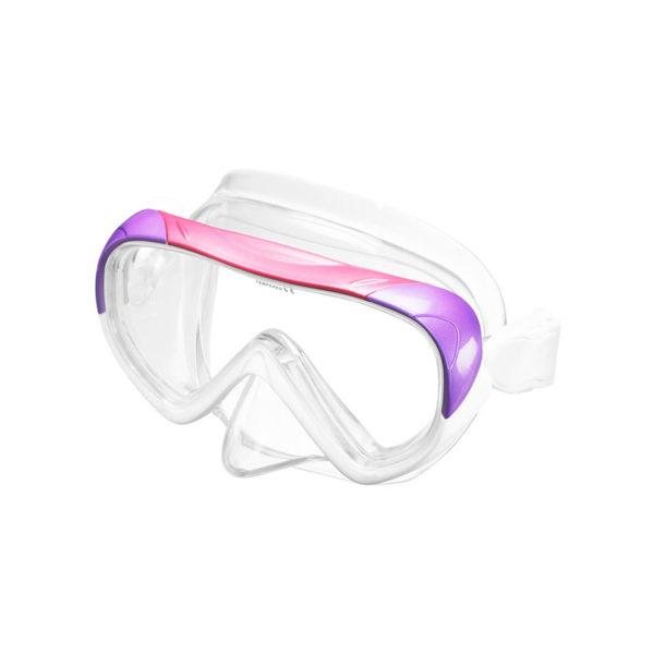 ist mp112 burano mask clear purple