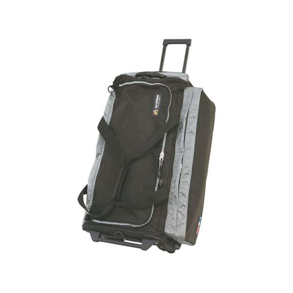 problue BG-8547C Trolley Bag Grey