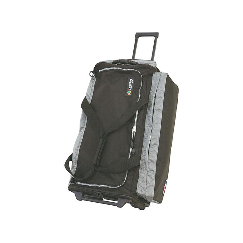problue BG-8547C Trolley Bag Grey
