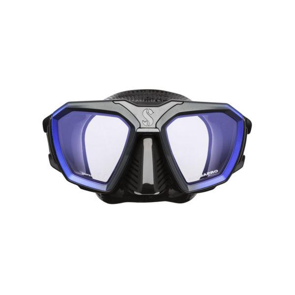 ScubaPro D mask front