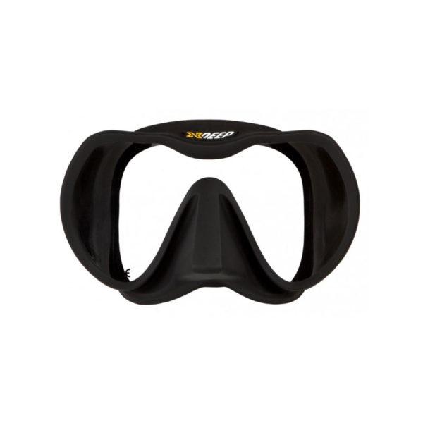 Xdeep Frameless mask BK