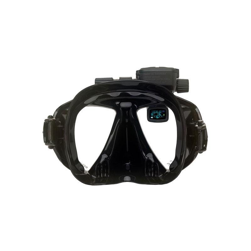scubapro hub diveCom mask bk