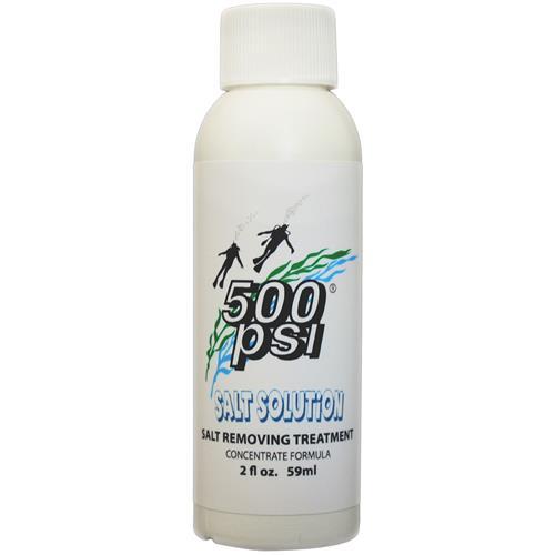 500 psi salt solution