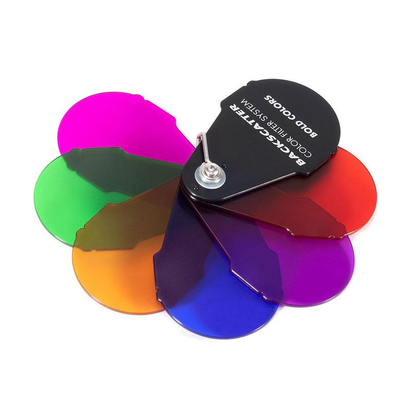 Backscatter Colour Filter System Bold