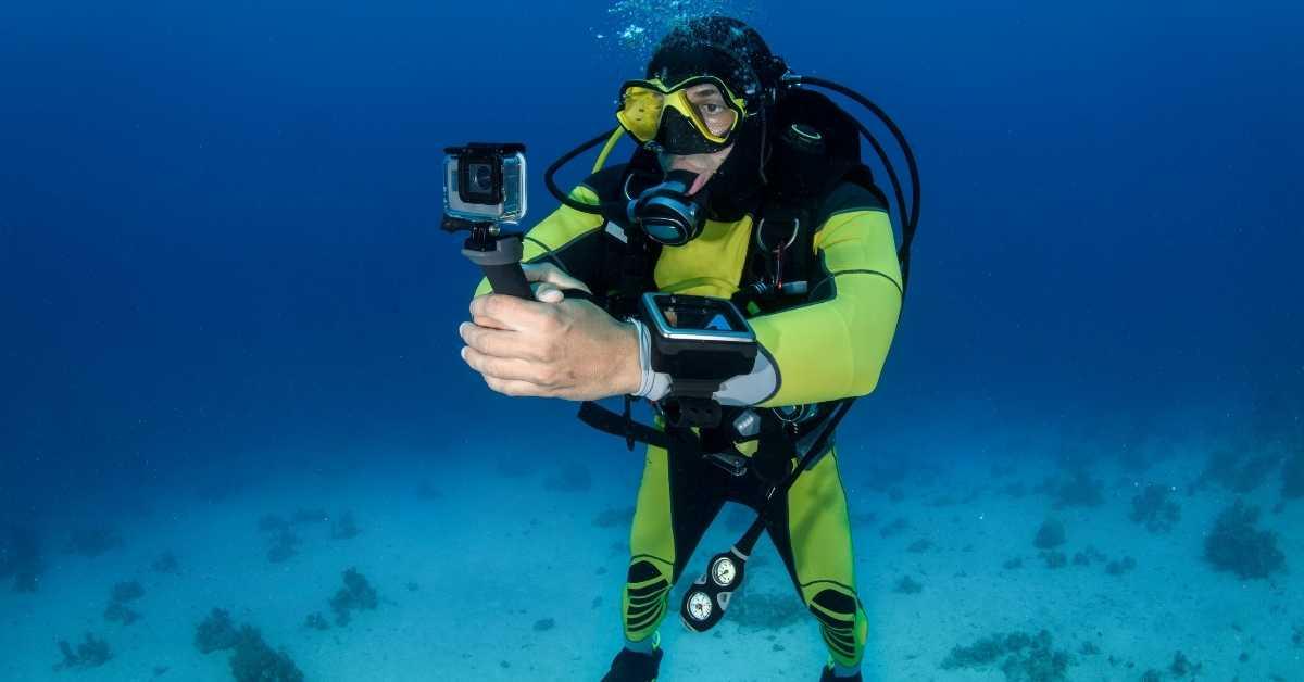 Scuba Camera
