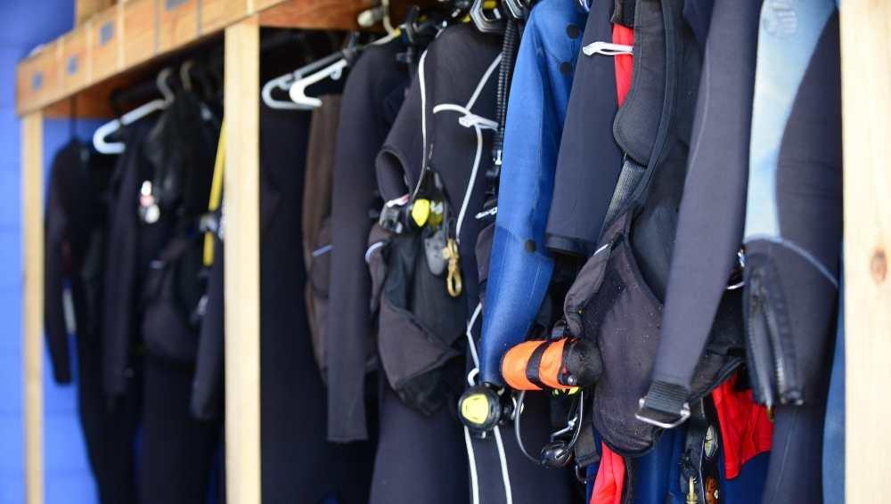 Scuba Wetsuits